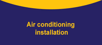 Air-conditioning-installation