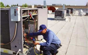 Commercial ac repair service